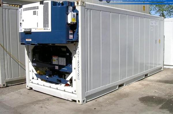 Container 20 feet lạnh được thiết kế nhỏ gọn nhưng vẫn đảm bảo đáp ứng tốt nhu cầu vận chuyển hàng hóa với số lượng lớn