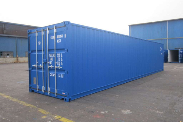 Container lạnh 40ft thuộc nhóm container nhiệt được dùng phổ biến nhất hiện nay