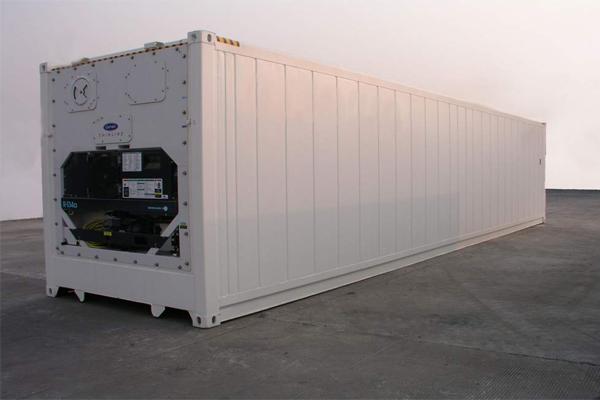 Giá bán container lạnh 40ft hiện nay tại các đơn vị cung cấp thường có rất nhiều mức