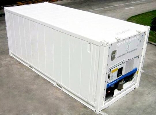 Container 20 feet RF lạnh